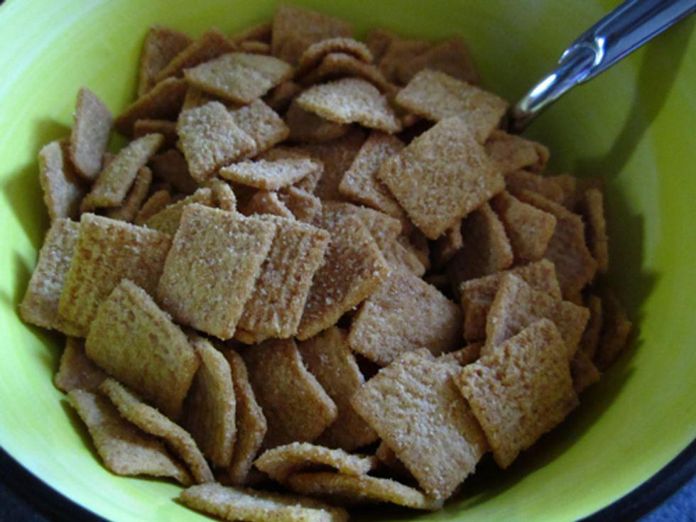 Grainwashing—Organic Vs. Natural Cereal
