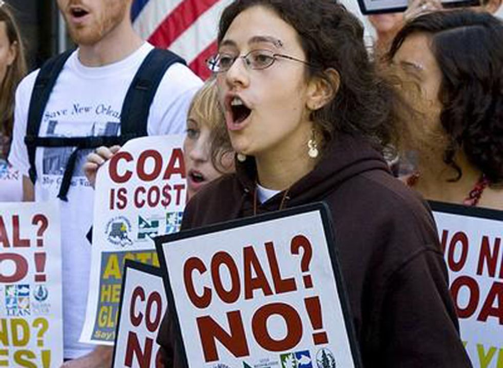 Nation's Longest Running Fight against Coal Plant Ends