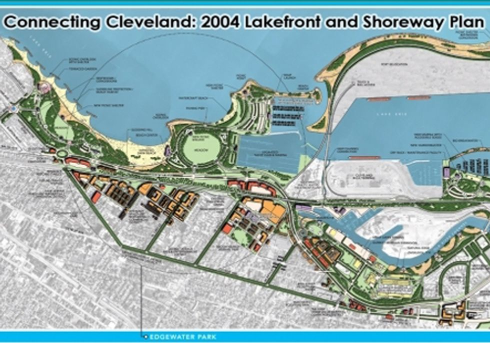 Support Biking in Cleveland, Attend Meeting in Columbus