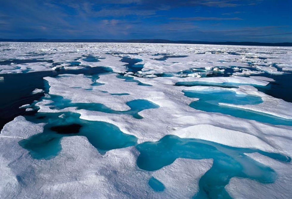 Arctic Methane Leaks Alarm Scientists