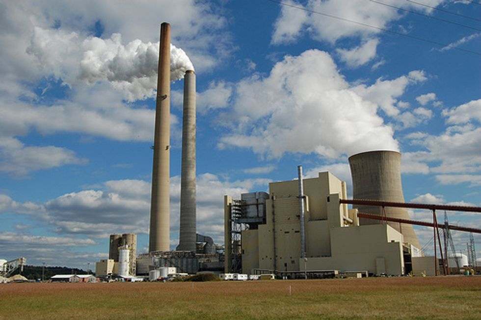 Public Health Forces Power Plants to Clean Up