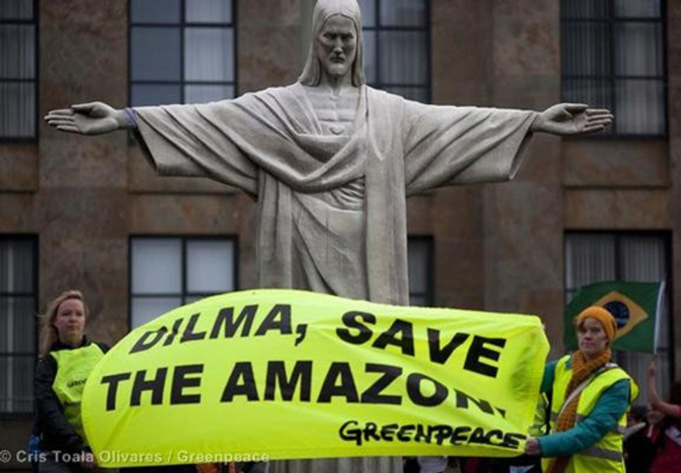 Postponed Forest Code Vote Delays Threat to Amazon