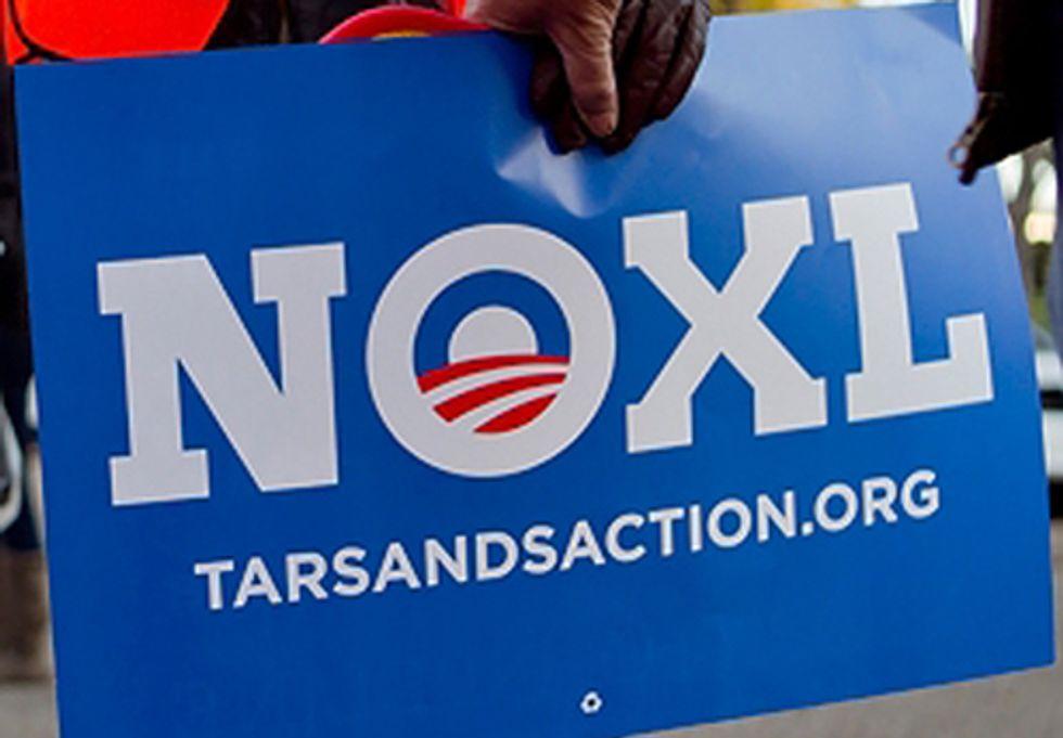 BREAKING: Stop the Keystone XL Pipeline