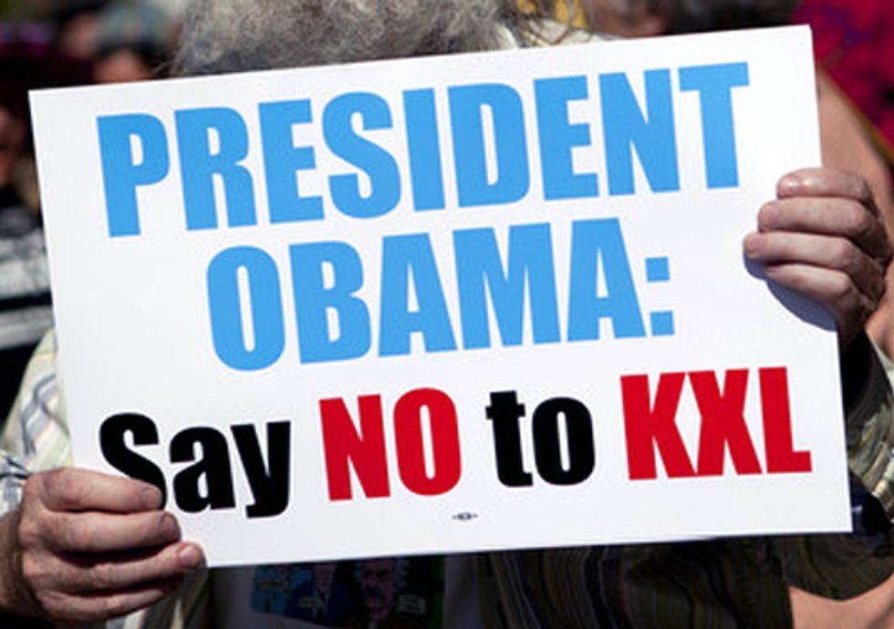 BREAKING: Calls and Emails Needed to Obama to Stop Keystone XL Pipeline