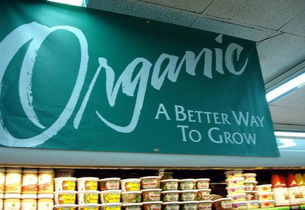 Six Myths Busted by the Organic Trade Association