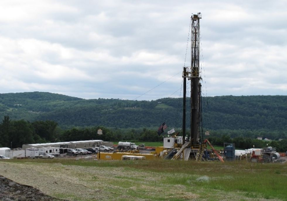 OEC Pushes for Best Regulations on Fracking