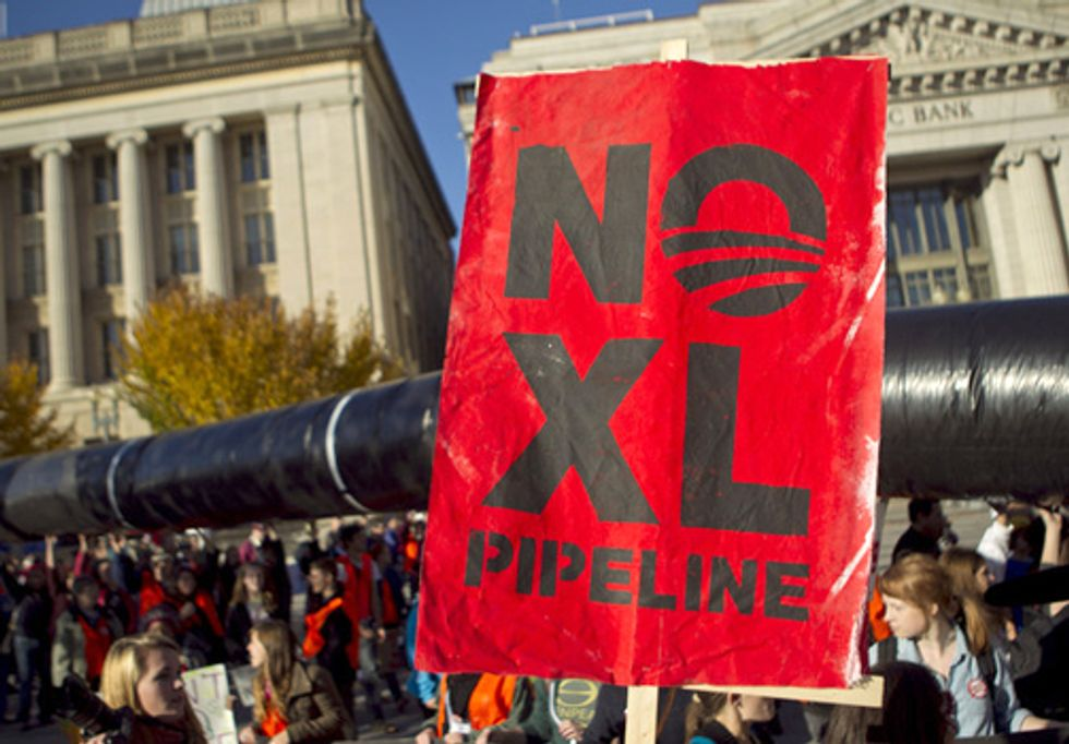 The Keystone XL Pipeline Scam
