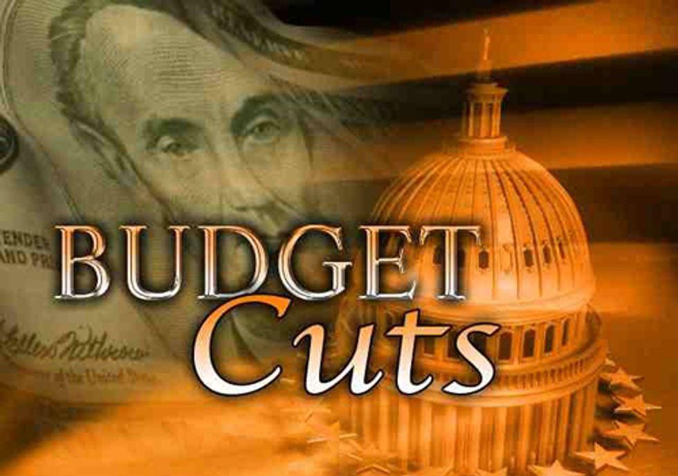 Congress Cuts U.S. Environmental Protection Agency Budget