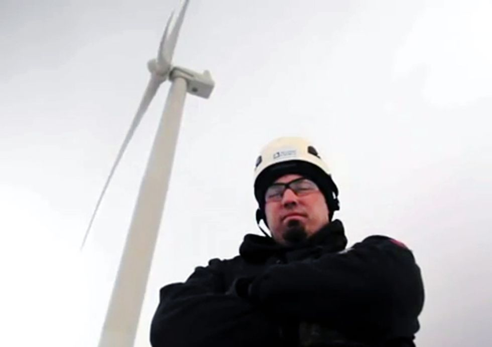 Congressional Inaction Threatens Middle Class Wind Jobs Across America