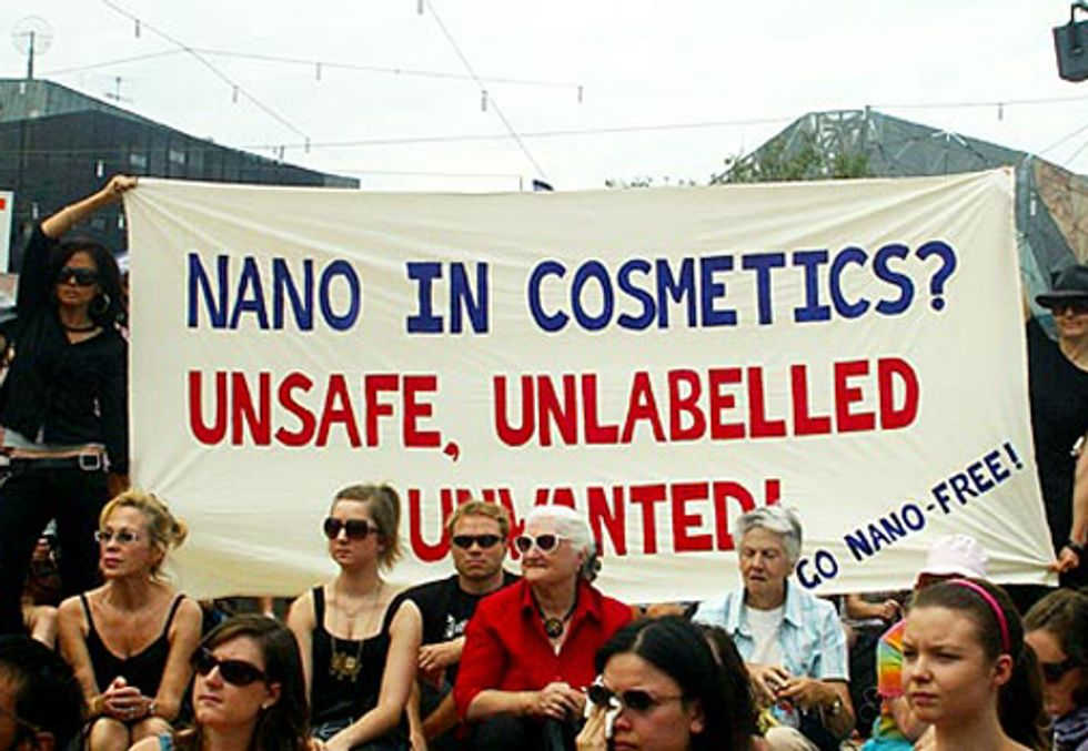 Consumer Safety Groups File First Lawsuit on Risks of Nanotechnology