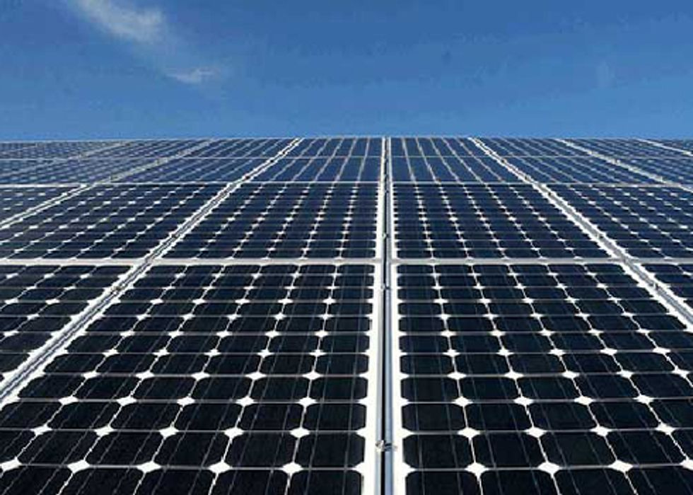 Solar Power Project Shows How to Build 'Smart from the Start'