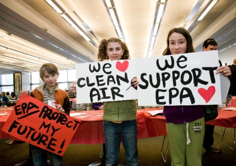 Power Plants Forced to Clean Up Deadly Pollutants