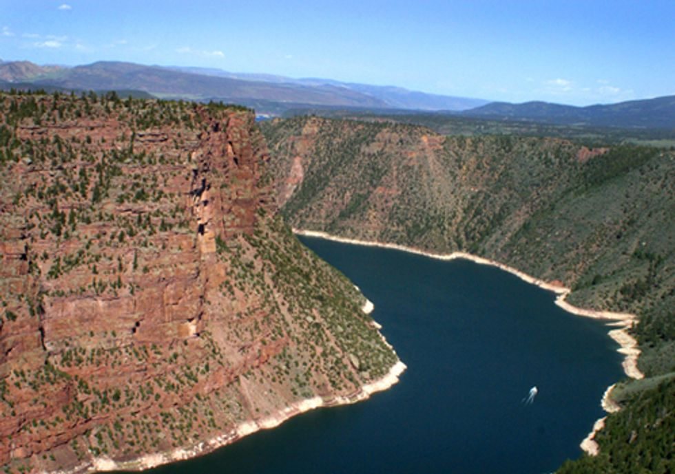 Public Backlash Overwhelms Flaming Gorge Pipeline