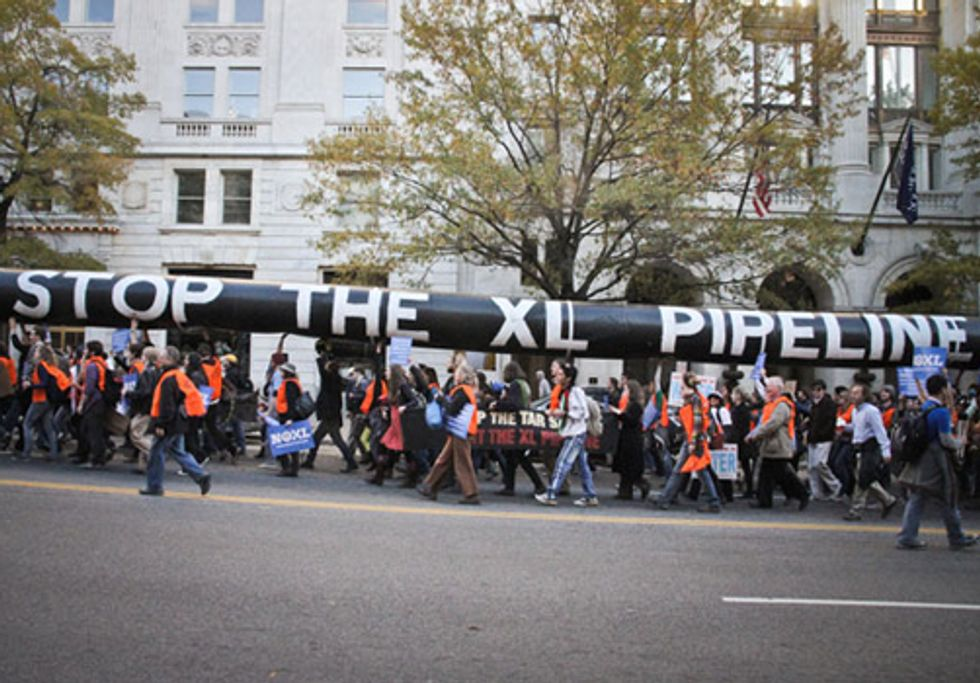 Keystone XL Victory Will Help Stop Tar Sands Oil Extraction