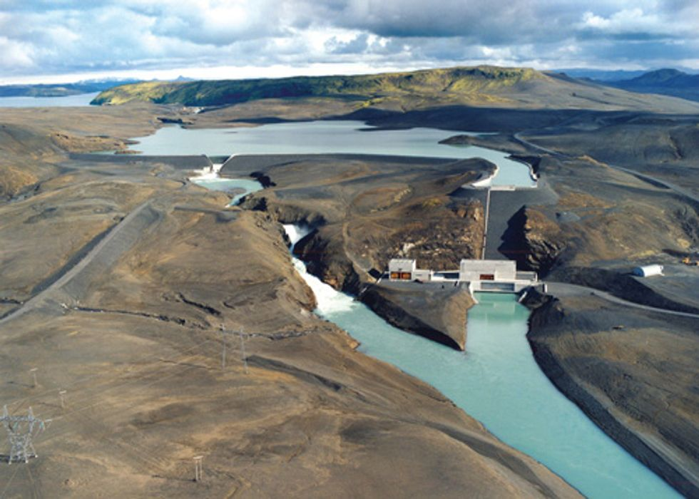 Crunching the Hydropower Numbers of 2011