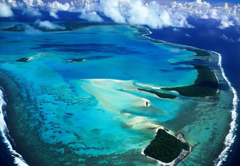 New Database to Help World's Largest Marine Park