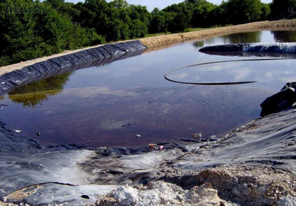 Why EPA Should Create New Rules for Oil and Gas Waste in 2012