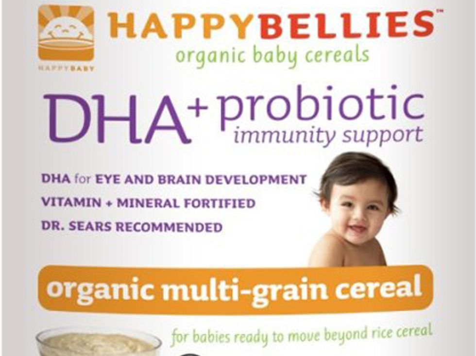 Tell Organic Baby Food Brands to Stop Using Genetically Modified Organisms