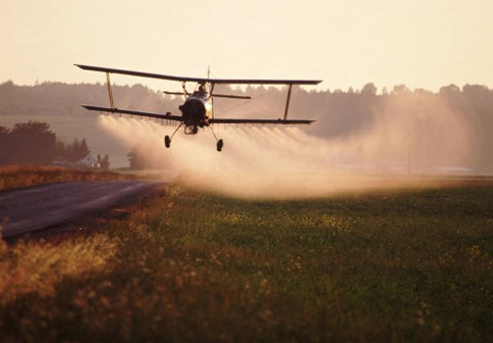 U.S. Department of Agriculture Paves Way for Widespread Use of Toxic Pesticides