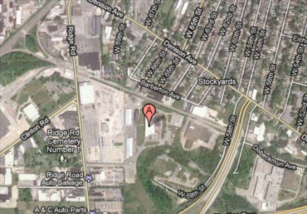 Educational Meeting and Public Hearing on Proposed Cleveland 'Waste-to-Energy' Incinerator