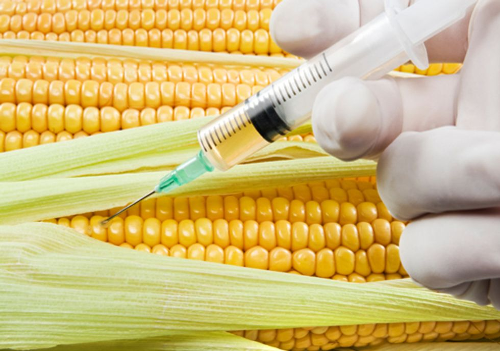 Ask Walmart to Reject Monsanto's Genetically Engineered Corn