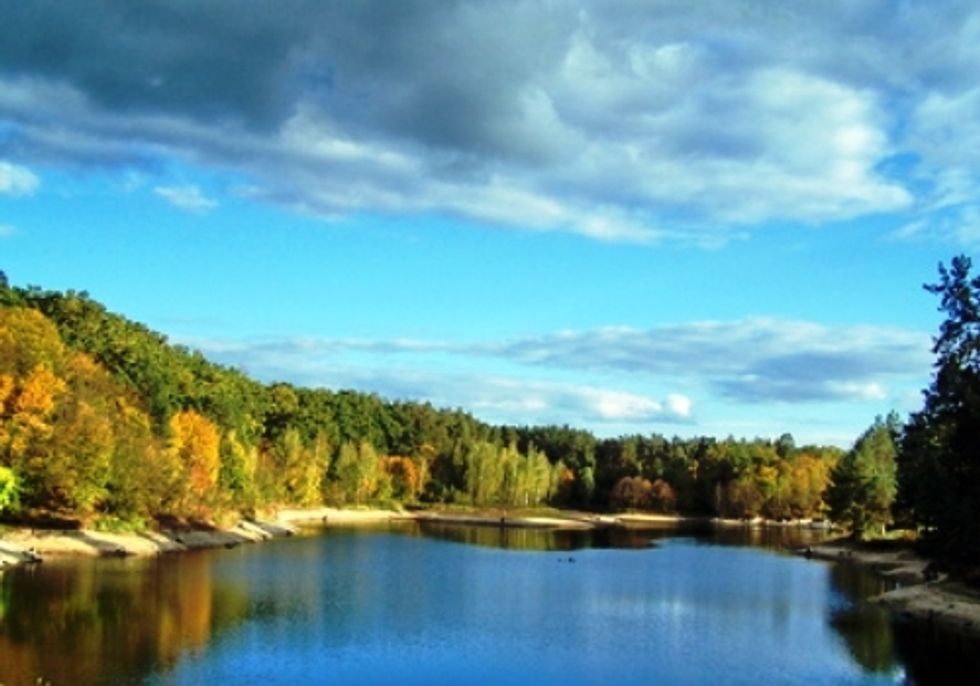 Deep-shale Fracking Comes to Ohio's Pristine Grand River Watershed