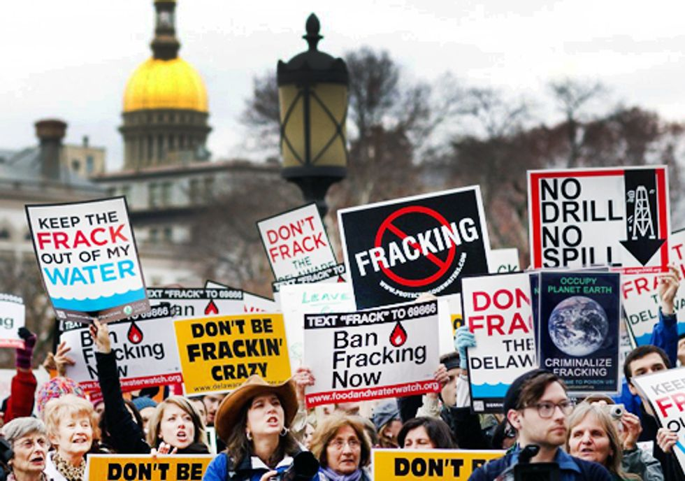 Fracking, Keystone XL, Mountaintop Removal and More