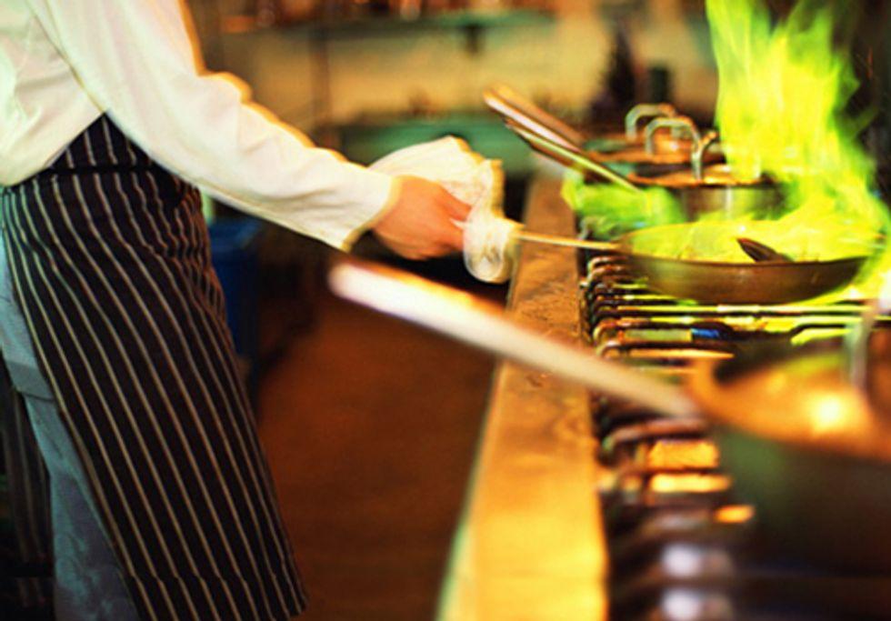 Local Ingredients Dominate Restaurant Trends of 2012