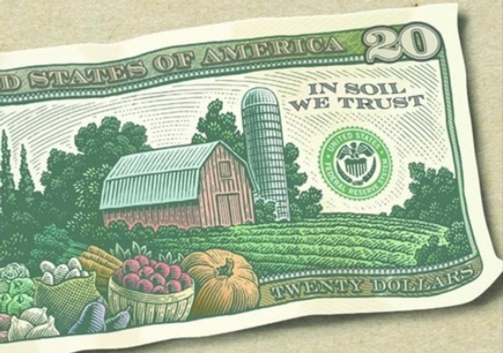 Slow Money for Ohio? Financing the Local Food System
