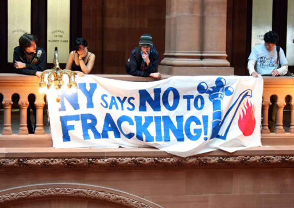 New Concerns Confirm N.Y. Not Ready for Fracking as Comment Period Closes