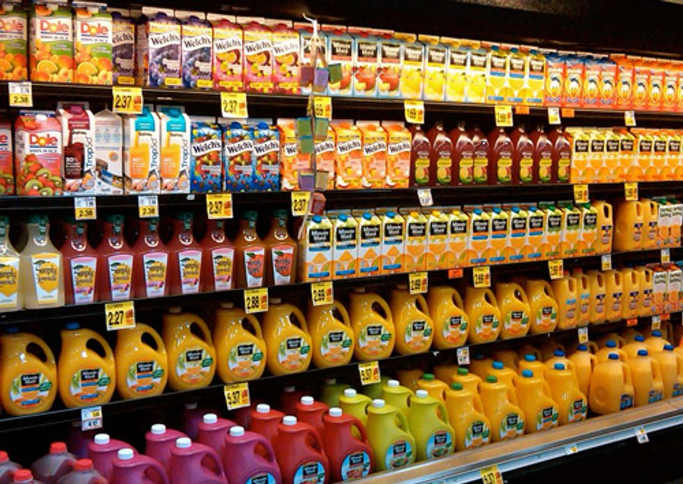 Coca-Cola Finds Fungicide in Orange Juice Brands on American Store Shelves