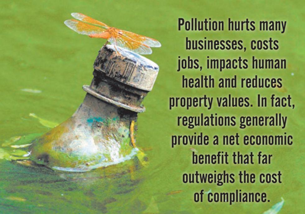 Rollback of Environmental Regulations Destroy Florida's Greatest Assets