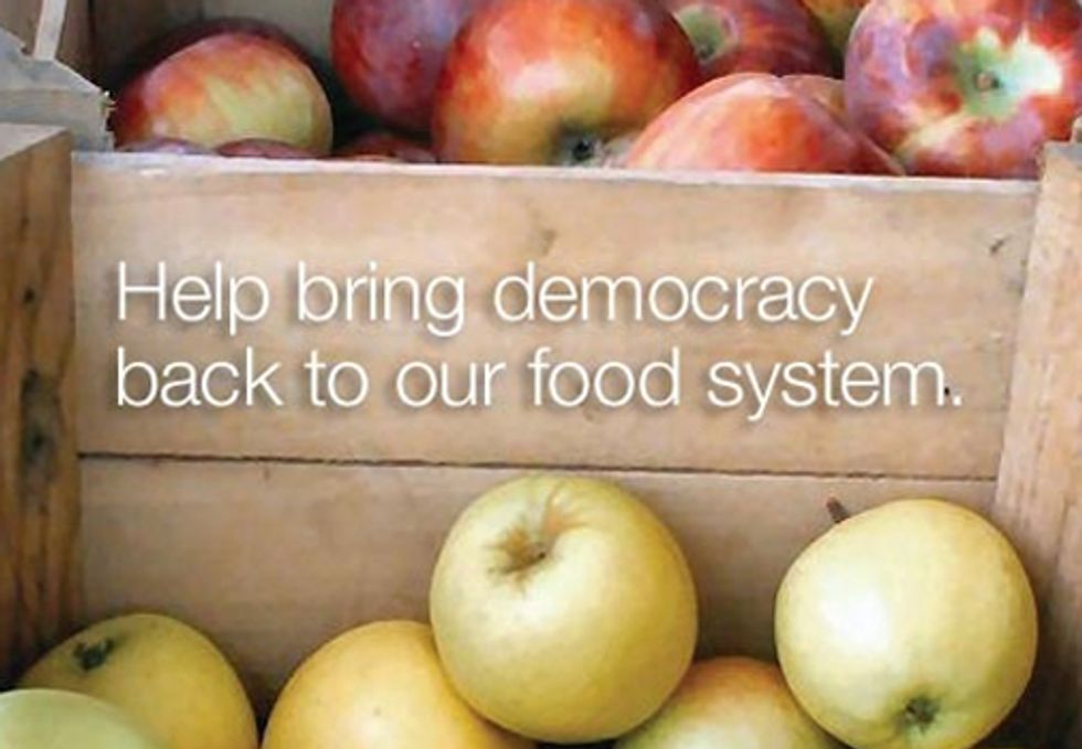 Food and Water Watch Launch Fair Farm Bill Campaign in Ohio