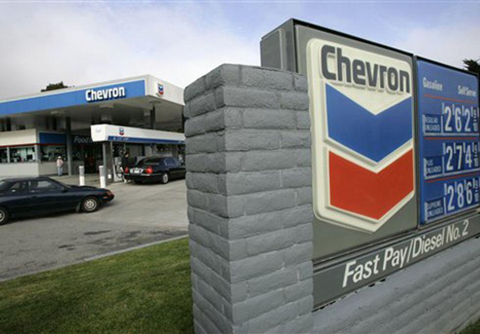 Nigeria Back in the Spotlight—Chevron Offshore Rig Catches Fire
