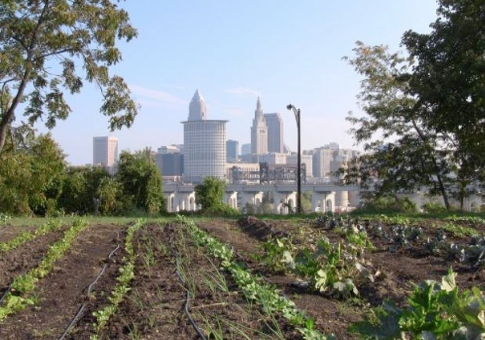 EVENT: Sustainable Cleveland 2019 Year of Local Food Kick-Off