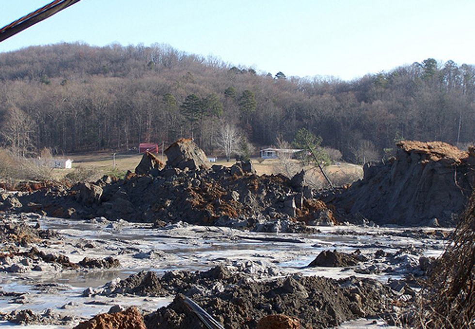 Delayed Coal Ash Protections Put Public Health at Risk