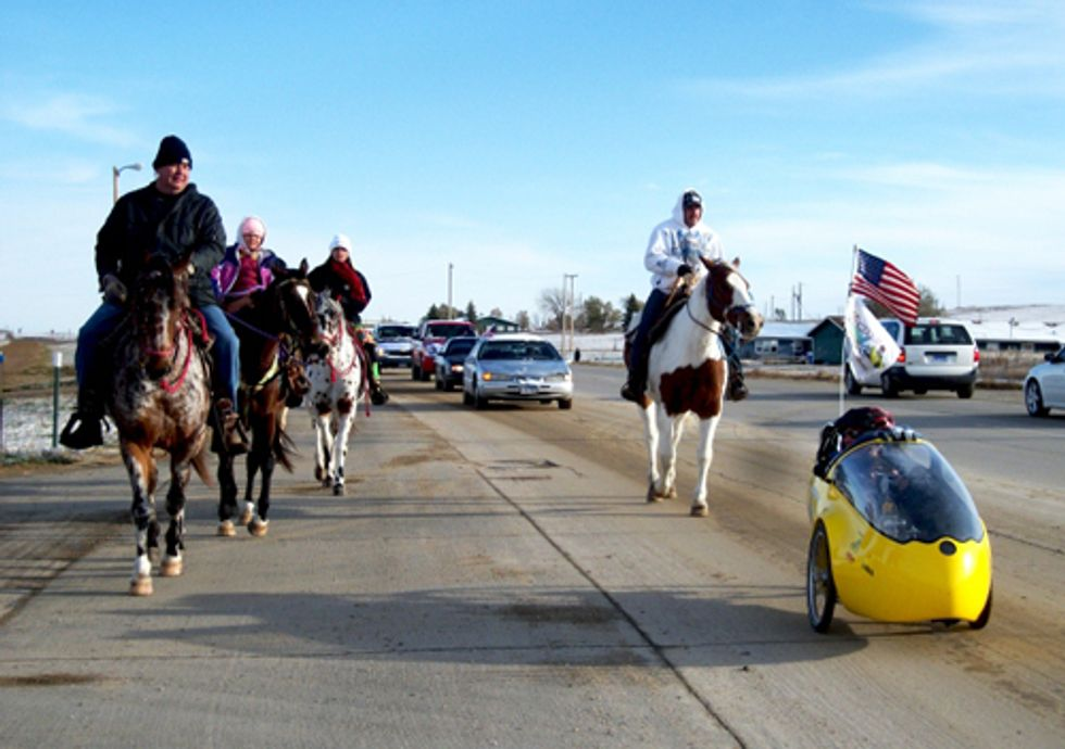 Ride the Line—What One Activist Learned Biking the Keystone XL Route
