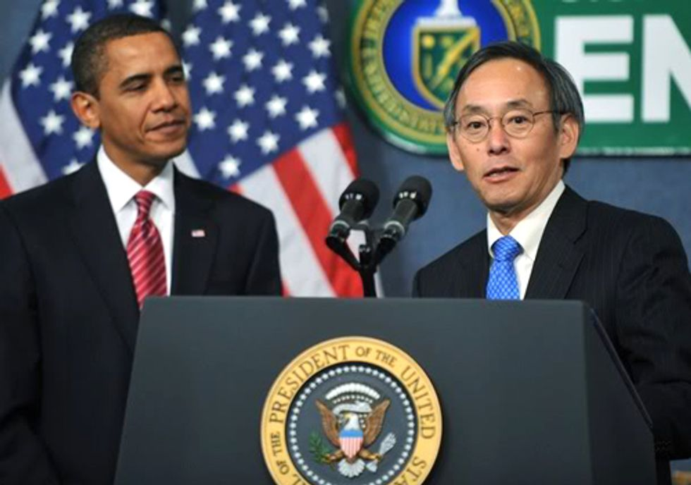 Keystone XL Rejected and Lunch with Secretary of Energy Chu