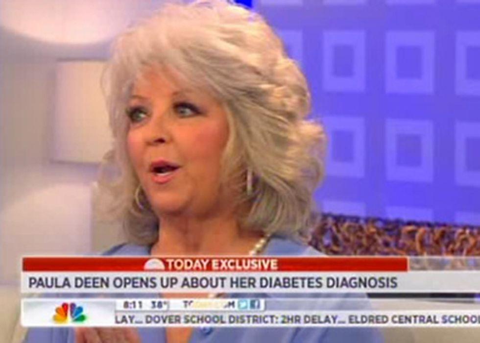 Paula Deen—From Market to Pharmacy