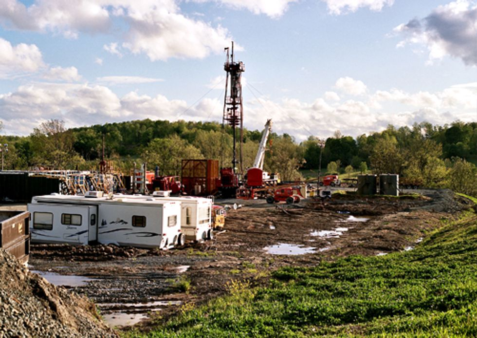 Shale-Shocked—Fracking Gets Its Own Occupy Movement