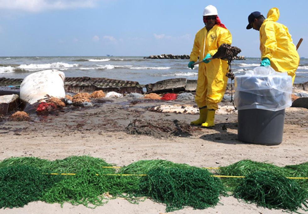 Help the Gulf Coast Recover—Support the RESTORE Act