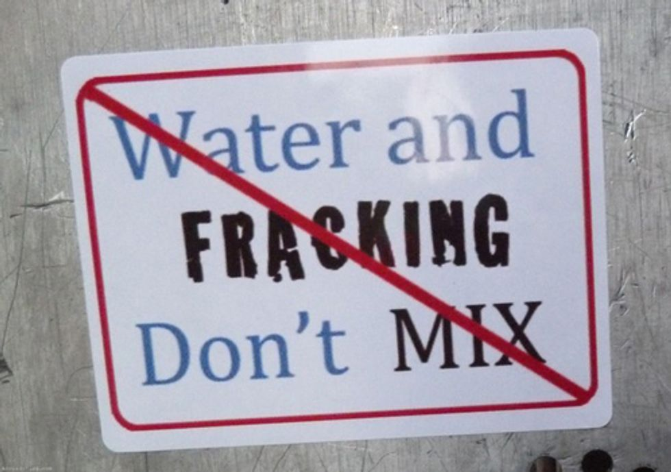 Human Carcinogen Found in Drinking Water Near Gas Drilling Ops