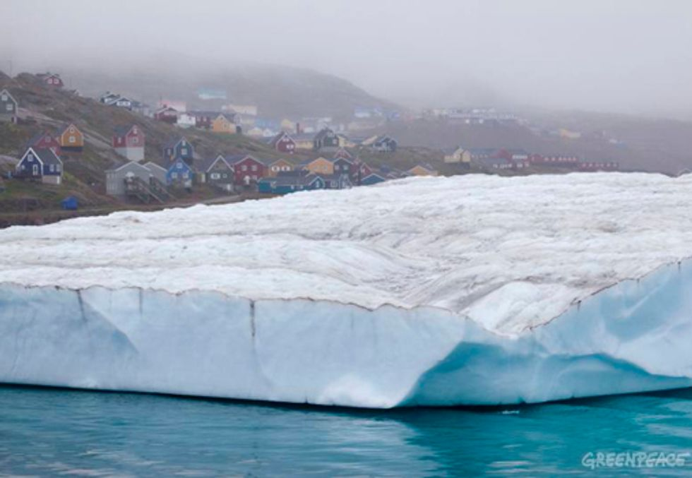 Another Record Year for Arctic Heat