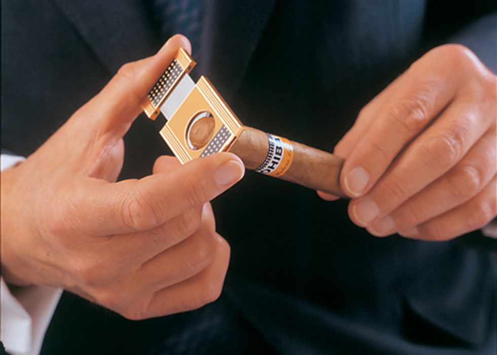 A Modest Proposal—How Cigar Cutters Can Save the Environment