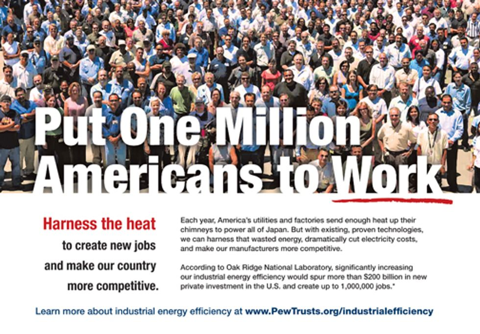 Put One Million Americans Back to Work