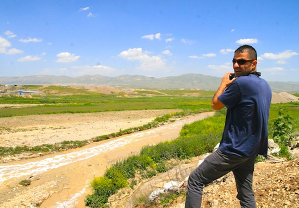 Iraqi Waterkeeper Film Aims to Educate Children and Communities
