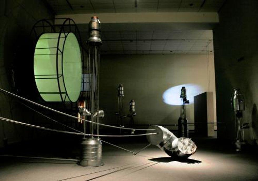 EVENT: Art Exhibition—Cuyahoga River Fugues Revisited