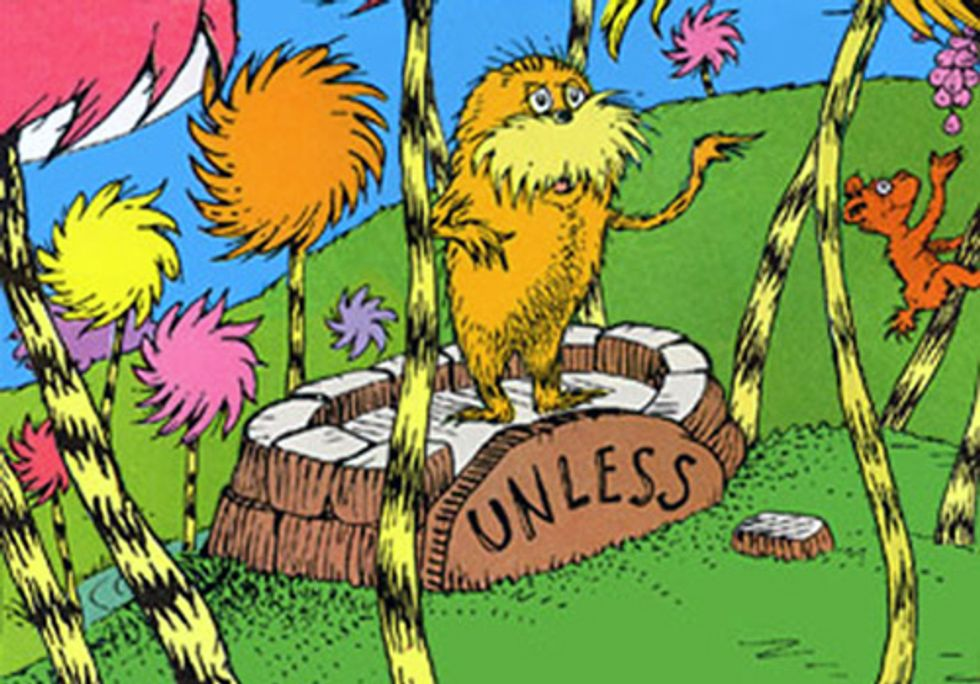Fourth Graders Ask Universal Pictures to Let Lorax Movie Speak for the Trees