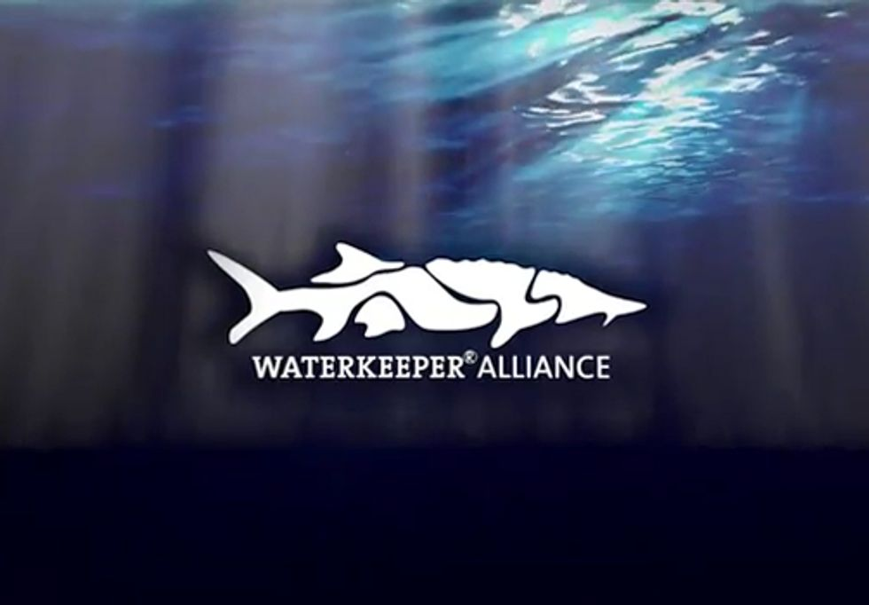 Waterkeeper Alliance's Clean Water Act 40 Campaign