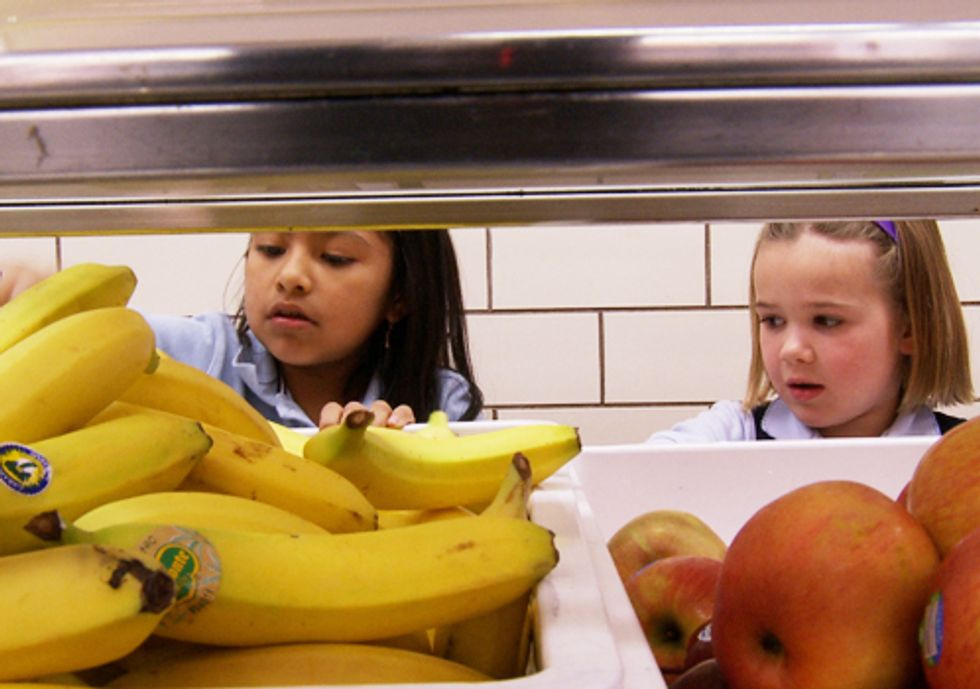 New School Lunch Nutrition Standards A Big Step Forward